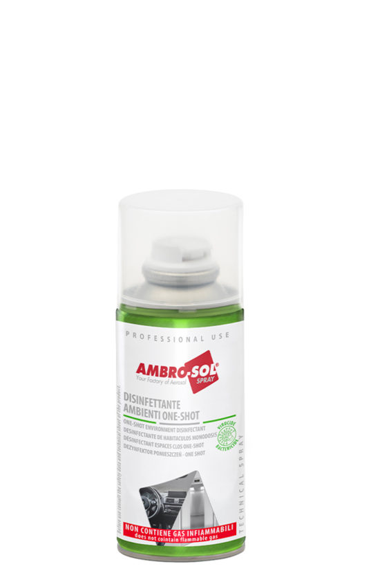 ambrosol a467d disinfettante ambienti one shot